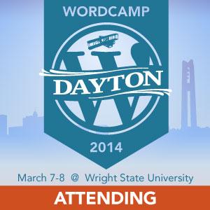 WordCamp Dayton 2014 Attendee