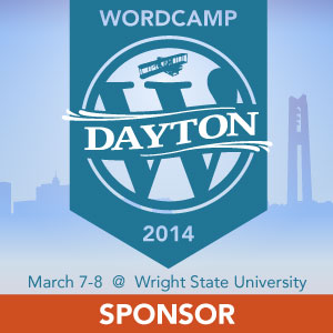 WordCamp Dayton 2014 Sponsor