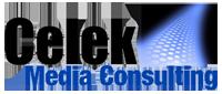 Celek Media Consulting logo
