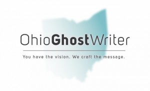 OhioGhostWriter logo for WordCamp Dayton 2016